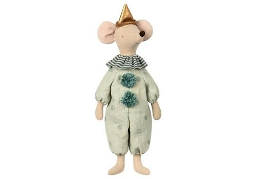 Maileg Circus clown, Maxi mouse