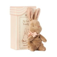 My First Bunny in Box, Rose