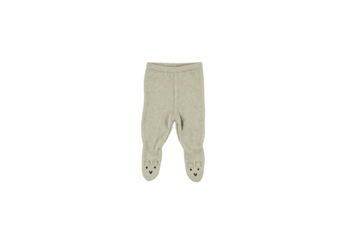 Stella McCartney Kids Knit Trousers Cream Melange