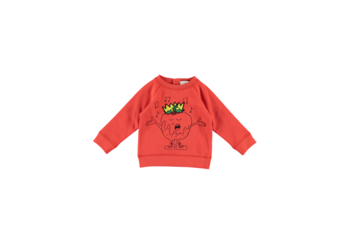 Stella McCartney Kids Sweat Rocket Red