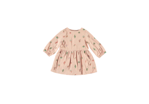 Stella McCartney Kids Woven Dress Peonie