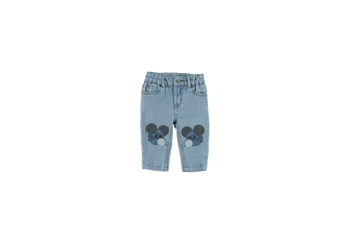 Stella McCartney Kids Denim Trs Light Denim