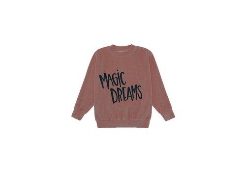Soft Gallery Baptiste Sweatshirt Cameo Brown, Magic Dreams
