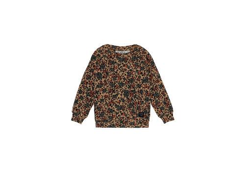 Soft Gallery Chaz Sweatshirt  Doe, AOP Camoleo