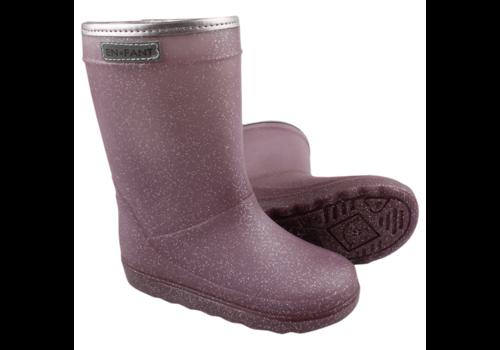 En Fant Thermo Boots Metallic purple