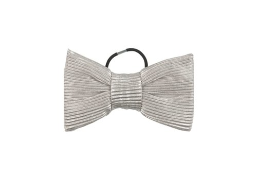 Wauw Capow by BANGBANG Copenhagen Bow Fantastic Silver hairbow