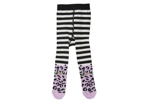 Wauw Capow by BANGBANG Copenhagen Leo Cat tights w. Feet