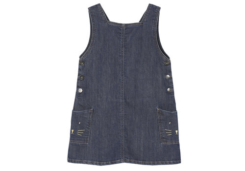 Emile et Ida Dress Denim