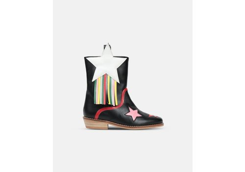 Stella McCartney Kids Stars & Fringes Boots