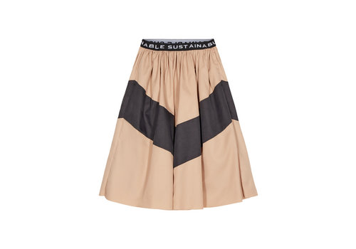Designers Remix Girls LR Jelu Skirt, Caramel