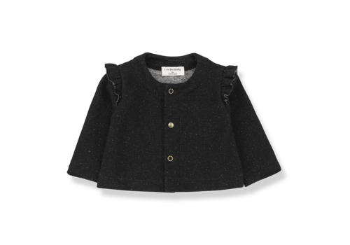 1 + More in the Family Girly Jacket Bologna Black/Beige