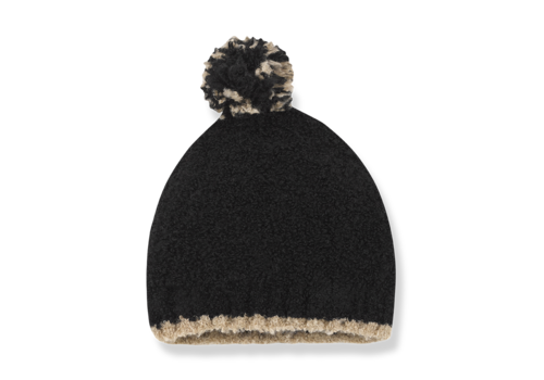 1 + More in the Family Beanie Lausanne Black