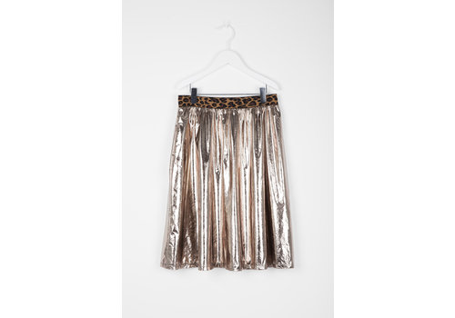 INDEE FAN  Silver Skirt