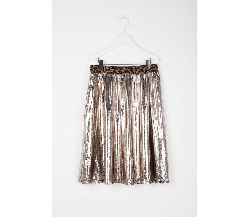 FAN  Silver Skirt