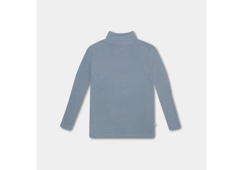 Repose AMS Turtle Neck Steel Blue