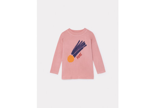 BOBO CHOSES A Star Called Home Blue Long Sleeve T-Shirt Mellow Rose