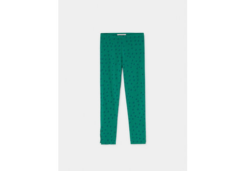BOBO CHOSES All Over Stars Leggings Iceberg Green