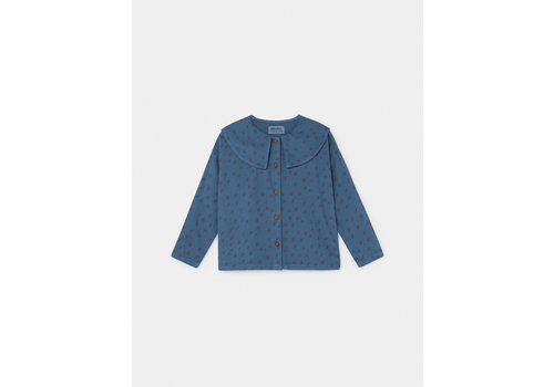 BOBO CHOSES All Over Stars Blouse Infinity