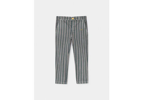 BOBO CHOSES Striped BC Chino Pants Drizzle