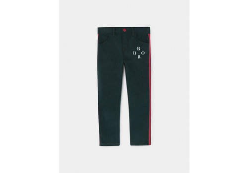 BOBO CHOSES Fit Bobo Slim Pants Sea Moss
