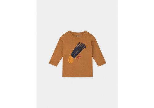 BOBO CHOSES A Star Called Home Long Sleeve T-shirt Sudan Brown