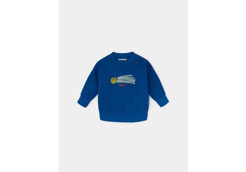BOBO CHOSES A Star Called Home Sweatshirt nautical Blue