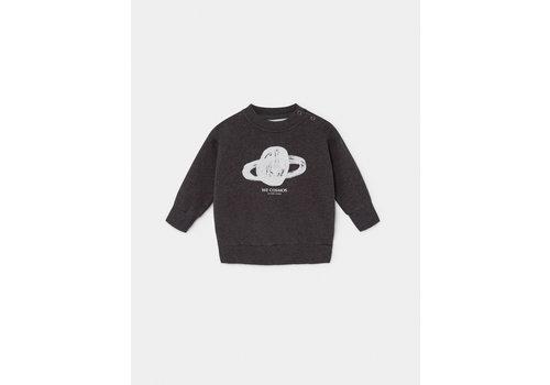 BOBO CHOSES Mercury Sweatshirt Grey Vigoré