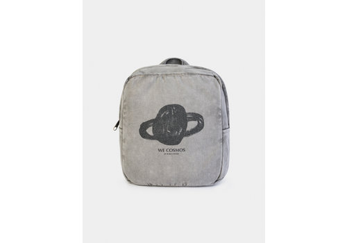 BOBO CHOSES Saturn Petit School Bag Drizzle