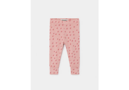 BOBO CHOSES All Over Stars Leggings Mellow Rose