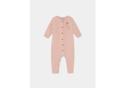BOBO CHOSES The Northstar Jumpsuit Mellow Rose