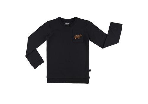 CarlijnQ Capibara - sweater + pocket