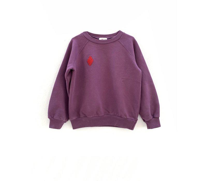 raglan sweater 341 hortensia