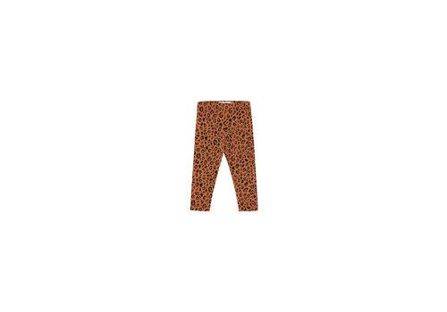 Tiny Cottons Animal Print Pant Brown/Dark Brown