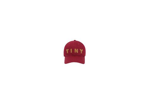 Tiny Cottons Tiny Cap Aubergine/Sand