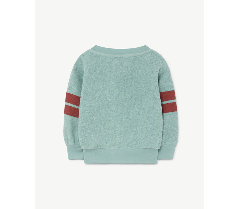 Bear Babies Sweatshirt Blue Logo