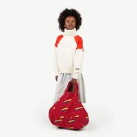 Condor Kids Sweater Red Tao