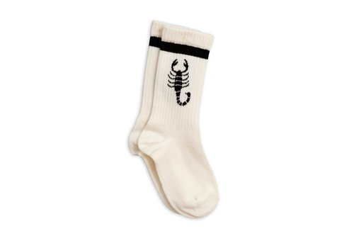 Mini Rodini Scorpio sock Black