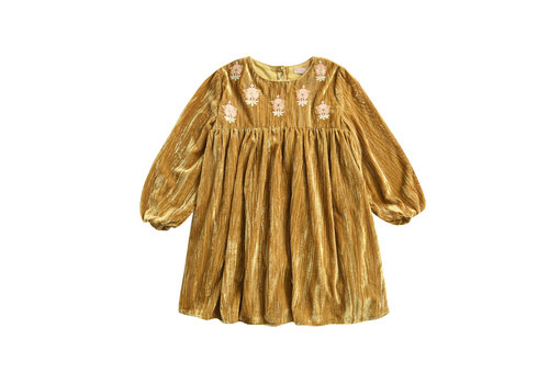 Louise Misha Dress Chachani Honey