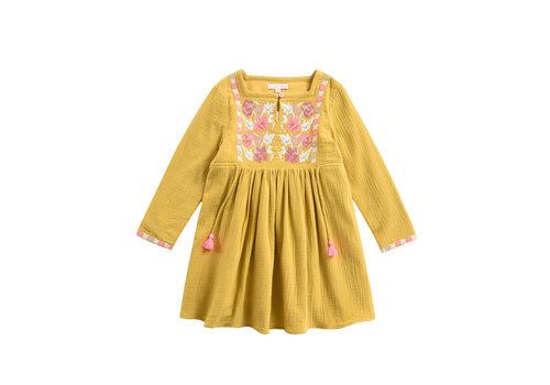 Louise Misha Dress Uros Honey