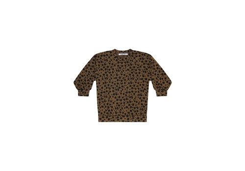 MINGO Oversized Sweater Scribble Kangaroo