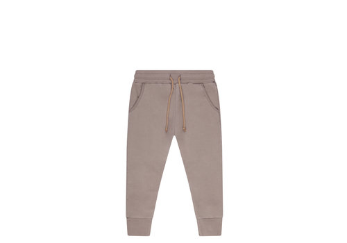 MINGO Winter Slim Fit Jogger Taupe