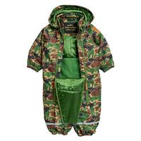Alaska camo baby overall Green