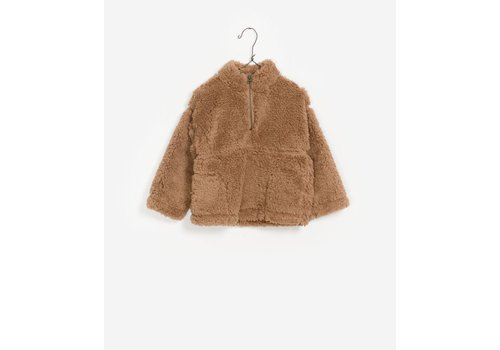 Play up Fur Sweater Cottage