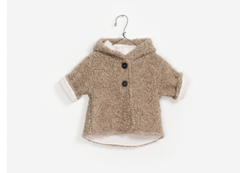 Play up Plush Hooded Jacket Magical