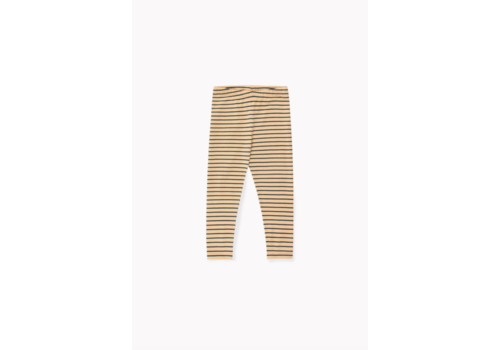 Tiny Cottons Stripes Pant Sand/True Navy