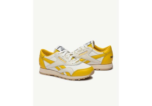 The Animals Observatory Reebok Classic Nylon Baby x The Animals Observator YELLOW