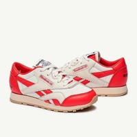 Reebok Classic Nylon Baby x The Animals Observator RED