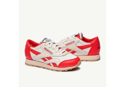 The Animals Observatory Reebok Classic Nylon Baby x The Animals Observator RED