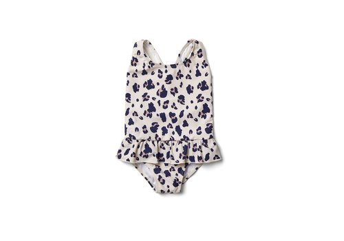 Liewood Amara swimsuit Leo beige beauty