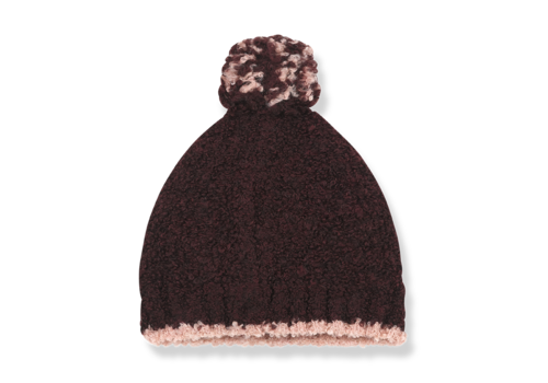 1 + More in the Family Beanie Lausanne Burgundy